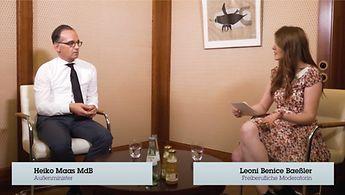 Heiko Maas im Interview